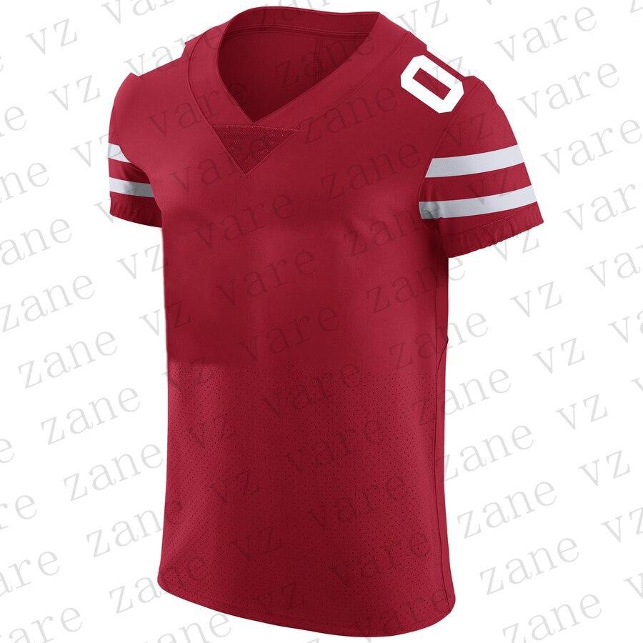 Customize Men Sports Fans Wear American Football Jerseys George Kittle Jimmy Garoppolo Nick Bosa Joe Montana Cheap San Francisco Jersey