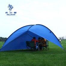5-8 человек портативная уличная складная палатка Водонепроницаемая открытая походная рыболовная палатка анти УФ Солнцезащитная теневая походная пляжная