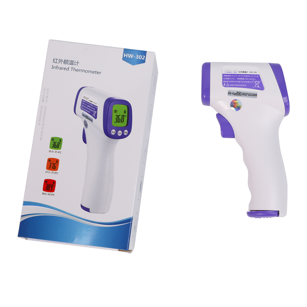 Image 5 - 2020 Infrared Forehead Body Thermometer Gun Muti fuction  Baby/Adult Digital Termomete Non contact Temperature Measurement  DeviceThermometers
