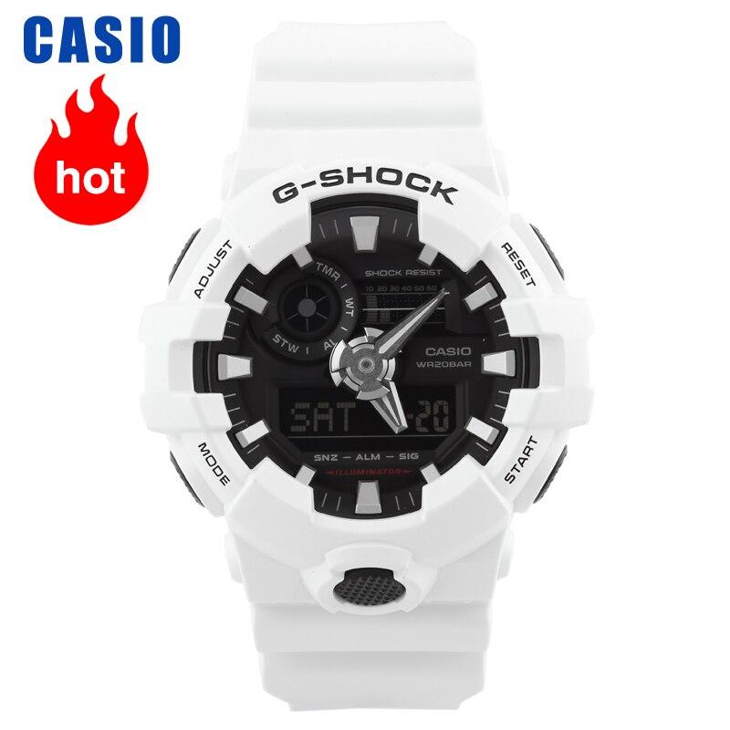 Casio watch multi-functional outdoor sports waterproof men's watch GA-700-7A