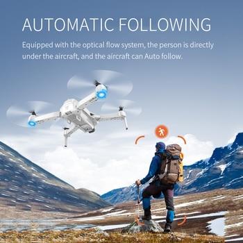 GPS Drone S162 RC Quadcopter with 5G WiFi FPV HD 4K Camera Foldable Quadrocopter VS E58 SG907 F11 XS812 E520S Dron Gift 6
