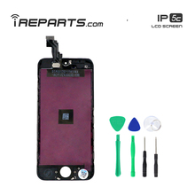 IREPARTS LCD Replacement Touch Screen Assembly for iPhone 5c Display + Tools Gift