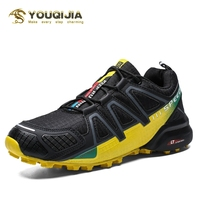 Hot Sale Men Casual Shoes Leisure Series Hiking Sport Trainers Breathable Outdoor Walking Shoes 2020 Light Weight Sole YOUQIJIA
