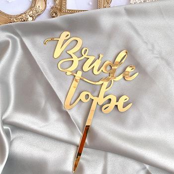 3 kolory panna młoda być narzędzie do dekoracji ciast akrylowy tort weselny Topper panna młoda napęd na wesele ciasto akrylowe wykaszarki wesele impreza tematyczna tanie i dobre opinie BOUSSAC Cake Toppers Ślub i Zaręczyny przyjęcie urodzinowe Na imprezę CHRISTMAS New Year Rocznica Na Dzień Matki Star
