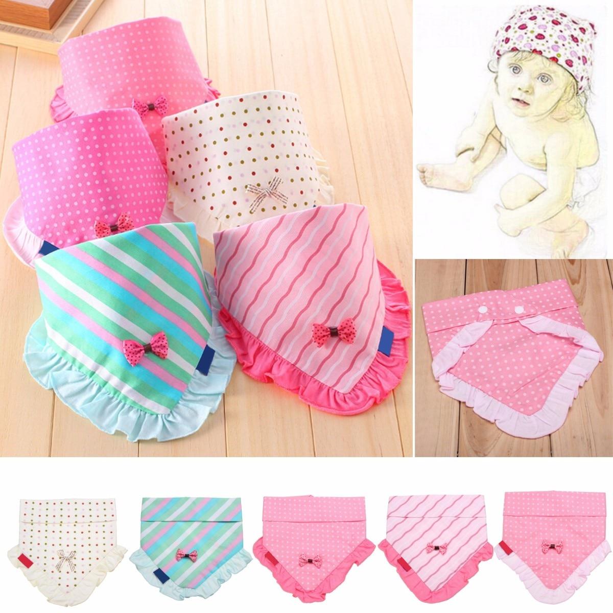 Toddler Baby Scarf Triangle Saliva Towel Bibs Bandana Cotton Feeding Scarf G