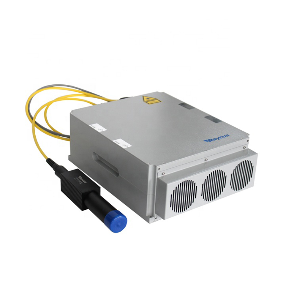 20W Raycus Q-switched Pulse 1064nm Fiber Laser Source Laser Generator For YAG Laser Metal Marking Welding Machine