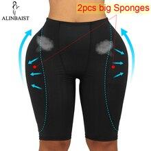 נשים סקסי הלבשה תחתונה Underwears תחתוני תחתוני ירך רפידות אט Shapewear Bum אט ישבן היפ Enhancer ספוג מרופד מזויף התחת