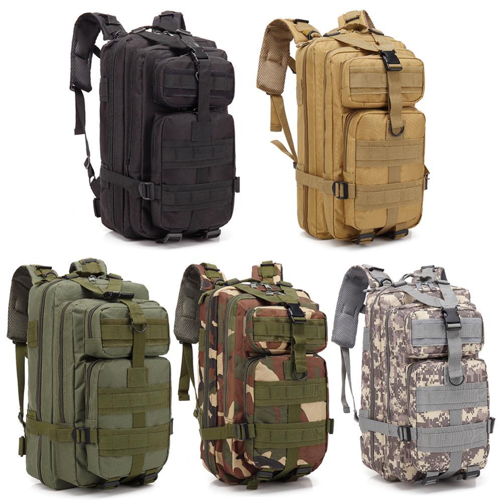 Nylon 30L 40L Waterproof Outdoor Military Rucksacks Tactical Backpack Sports Travel Camping Trekking Hiking Fishing Bag