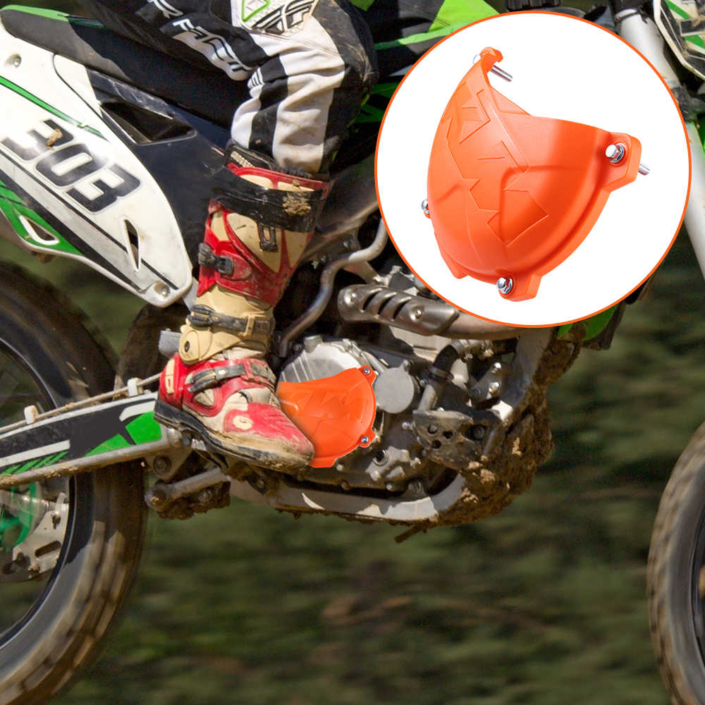 Мотоциклетная крышка сцепления протектор для KTM 250 300 EXC SX XC XC-W FREERIDE 2013 2014 2015 2016