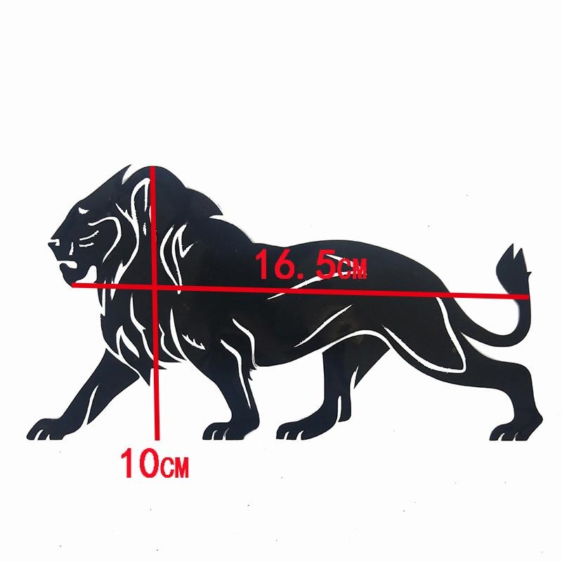 黑狮子尺寸