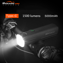Bicycle-Headlight Road-Bike Magicshine Rn1500 Waterproof 1200-Lumens