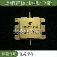 Comprar https://ae01.alicdn.com/kf/H414879a1aed246929e836f3083fc48e4g/Módulo de amplificación de potencia de tubo de alta frecuencia TIM5359 45SL SMD RF.jpg