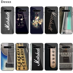 Caixa do telefone De Vidro para Samsung A40 A50 A10 A20 A30 A60 A70 S10 S7 Borda S8 S9 Plus Nota 8 9 Capa Gisele Bundchen