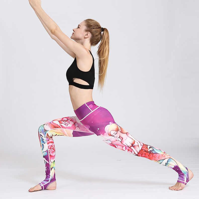 A Vita alta Senza Soluzione di Continuità Leggings Push Up Leggins Sport Calzamaglie Delle Donne di Fitness Corsa E Jogging Pantaloni di Yoga di Energia Senza Soluzione di Continuità Legings
