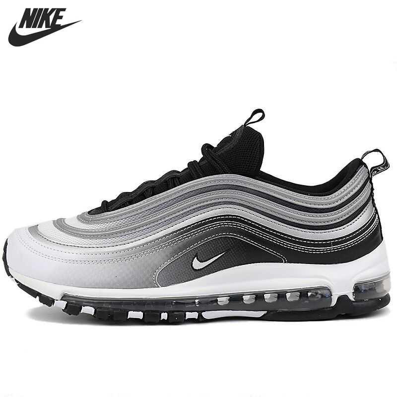 Estrella Detectable facultativo  Original New Arrival NIKE AIR MAX 97 Men's Running Shoes Sneakers|Running  Shoes| - AliExpress