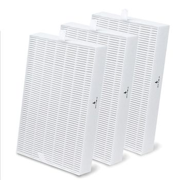 HEPA Filter For Honeywell HRF-R1 R2 R3 Air Purifier HPA300/200/ 100 Series Air 19QE complete 6 premium hepa r replacement filter pack hrf r3 r2 r1 fits hw air purifier series hpa090 10 200 250 300 3 6 pcs