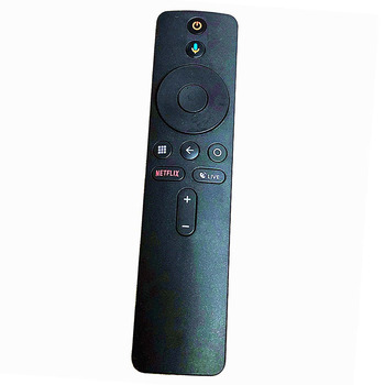 New Replacement XMRM-006 Bluetooth Voice RF Remote Control For Xiaomi mi tv Box S Voice Bluetooth Remote Control with the Google