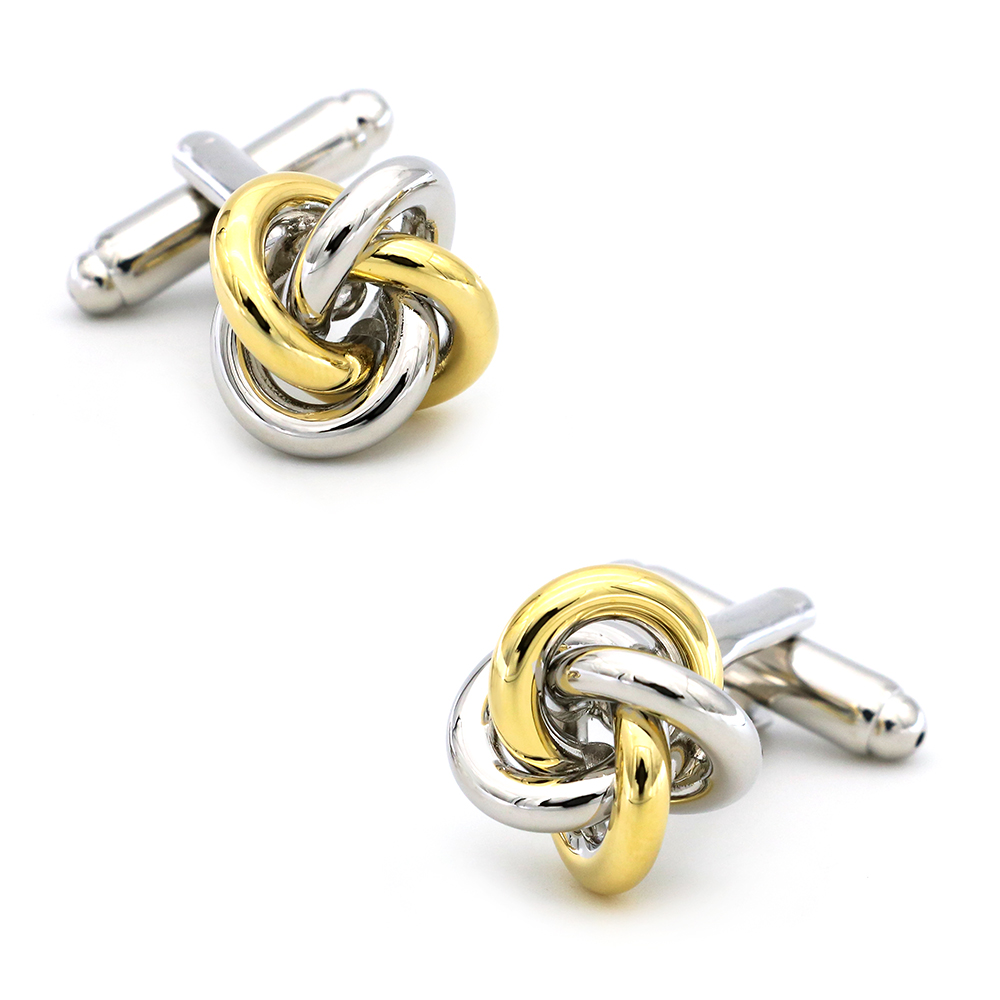 Free shipping Black Cufflinks for men fashion knot design top quality copper hotsale cufflinks whoelsale&retail 6