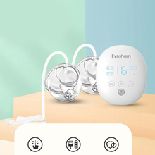 Display Pump-Breastfeeding-Pump Electric Hands Rechargeable Breast-Bilateral Double