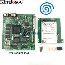 Original 120G disque dur interne console de jeu VA0 VA1 carte mère pour Sega Dreamcast DC w/120 pièces jeux