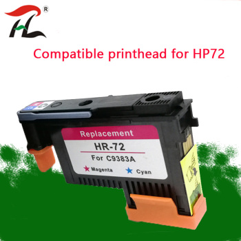 M/C compatible for HP72 printhead C9380A C9383A C9384A for HP DesignJet T1100 T1120 T1120ps T1300ps T2300 T610 T770 T790 T795 image
