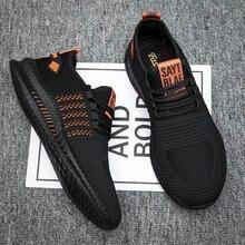 Damyuan – baskets légères, confortables et respirantes pour homme, chaussures de marche, lacets, à la mode, 48, chaussures décontractées