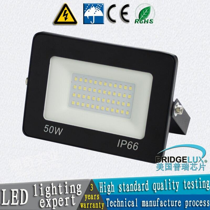 Spot 10W 20W 30W 50W 100W 150W 200W LED projektör bahçe lambası spot ışık duvar yıkayıcı ışık kapı ışığı açık reflektör