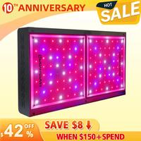 Mars Hydro ECO 600W Full Spectrum LED Grow Light Hydroponic nutrients indoor Plant for Indoor Greenhouse