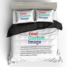 Impressão 3d conjunto de cama personalizado microfibra têxteis para casa gêmeo rainha rei tamanho conjuntos capa edredão enviar qualquer arte finala/design/imagem