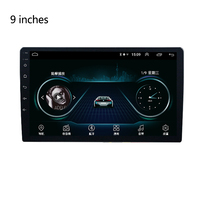 9/10 Inch Data Recording Map Multiple Languages Bluetooth Universal Car WIFI LCD Display Android 8.1 GPS Navigator HD FM Vehicle GPS    -