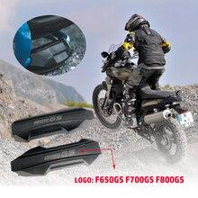 สำหรับBMW F650GS F700GS F800GS F 650 700 800 GS ADVรถจักรยานยนต์Crash Barกันชนเครื่องยนต์ตกแต่งบล็อก25มม.