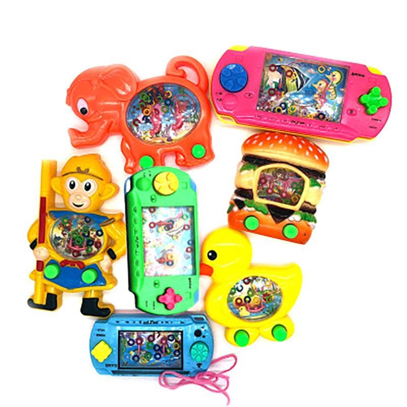Cartoon Water Loop Game Water Machine Nostalgia For Children Intelligence Development Kindergarten Educational Water Machine Toy