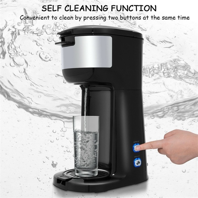 Portable Coffee Maker for Ground Coffee  5