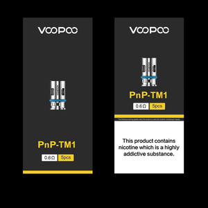 Image 4 - Voopoo Pnp TM1 Coil 0.6ohm Weerstand Half Dl Mesh Coil 20 25W Voor Voopoo Argus Air Pro X Slepen X S Max Vinci X 2 Pod E Sigaret