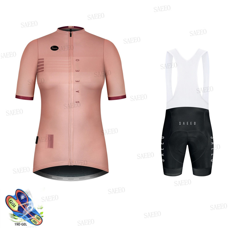 Ropa Ciclismo Mujer 2020 Cycling Jersey Set Summer Go Pro Breathable Quick-drying Cycling Jersey Ciclismo Uniforme
