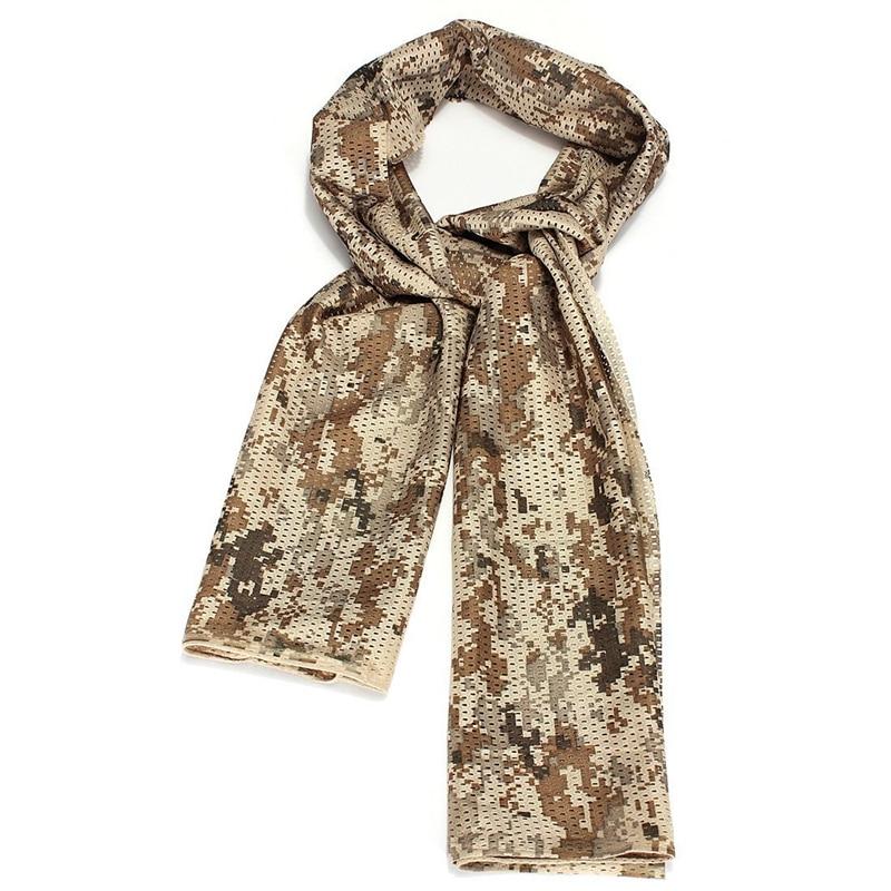 1 X Bandana camouflage foulard militaire camouflage Chiffon foulard biker 100/% coton