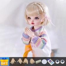 Shuga fada rita 1/6 bjd boneca conjunto completo m resina brinquedos para crianças presente surpresa para meninas yosd bola articulada boneca dropshipping 2020
