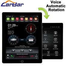 """Carbar 97 """"tesla style Автоматическое вращение ips экран"""