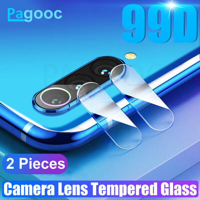 99D Lens Tempered Glass On The For Samsung Galaxy A10 A20 A30 A40 A50 A60 A70 A80 A90 A20E A40S Camera Screen Protective Film