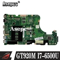 X555UJ материнская плата для ноутбука For Asus X555UJ X555UF X555UQ X555UB X555U F555U A555U K555U GT920M I7-6500U оригинальный mianboard