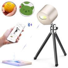 Laserpecker Мини Ручной лазерный гравировальный принтер резак компактный домашний настольный гравировальный станок с защитными очками