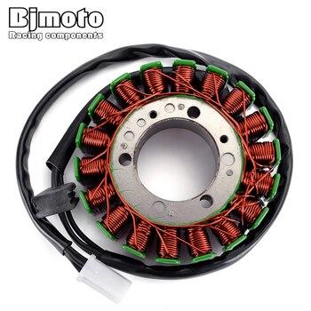 BJMOTO Motorcycle Magneto Generator Alternator Engine Stator Charging Coil For Kawasaki VN400 VN400-B Vulcan II 1995-1996/1998