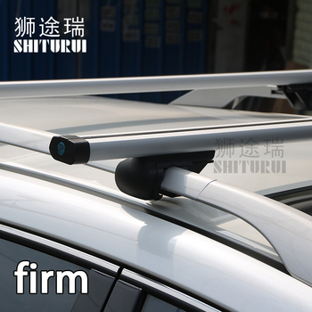 Universal 135CM Car Roof Racks Cross Bars Crossbars 75kg 150LBS For Land Cruiser Prado J150 J120 rav 4Runner Corolla Wagon lc200 image