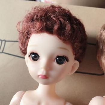 Шарнирная кукла 30 см. 3