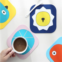 Домашний теплоизоляционный коврик с рисунком из мультфильма