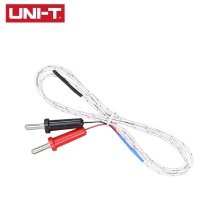 UNI-T UT-T10K Gel Temperature Probe Suitable for UT33C UT202 UT213B UT213C UT216C UT61B / C UT804