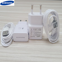 100% Asli Samsung Galaxy S9 S8 Plus USB Charger TYPE C Kabel Adaptor Cepat Cepat A30 A50 A6 A70 2017 note 8 9(China)