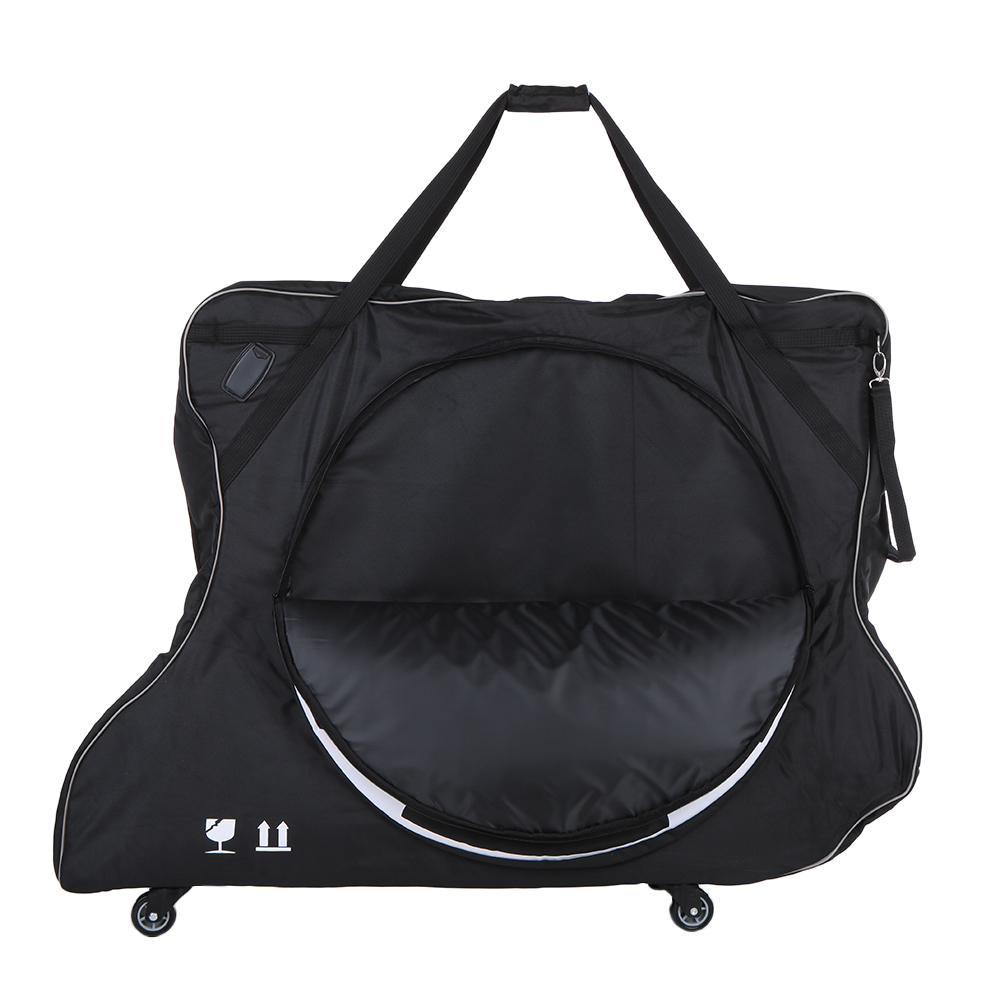 Bag Bicycle-Bag Bike Transport Automatically Travel XXF Nylon for 700C Inflatable-Pad