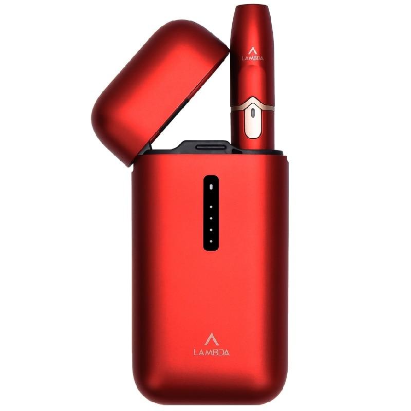 HUIMOKE LAMBDA A1 Original Patents Heat Not Burn Tobacco Heating Device For Icos Sticks E-cigarettes Dry Herb Vape Pen Kits