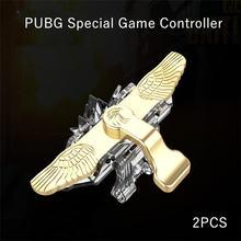 Угловые Крылья pubg игровой контроллер из сплава l1r1 четыре